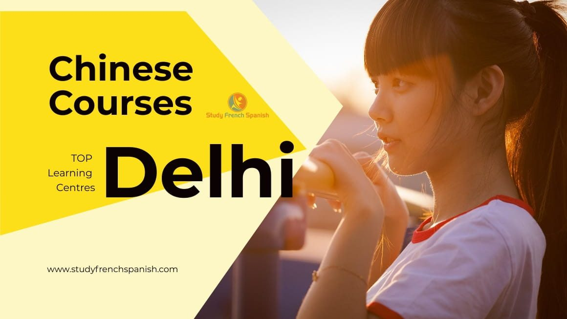 Chinese Courses in Delhi