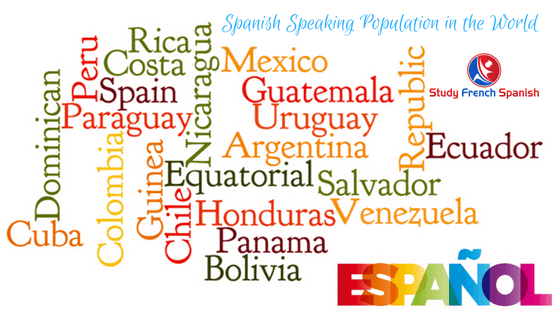 Spanish Speakers in the world