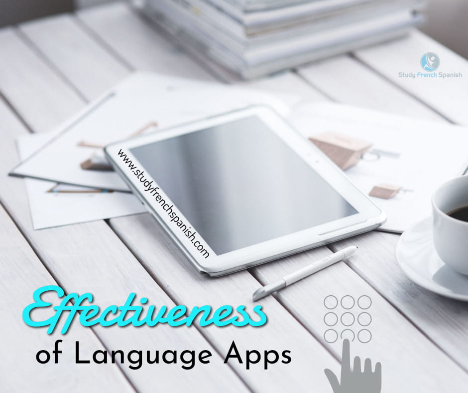 effectiveness of language learning apps