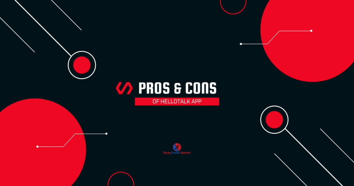 Hellotalk pros and cons